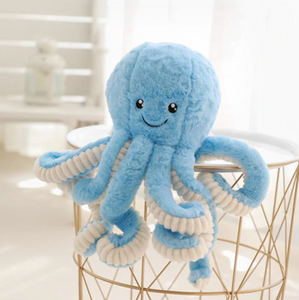 Colorful Cute Octopus