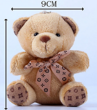 Load image into Gallery viewer, Stuffed Teddy Bear Keychain