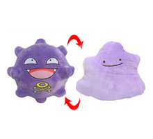 Load image into Gallery viewer, Pokemon Transformable Ditto Plushie (22 styles)