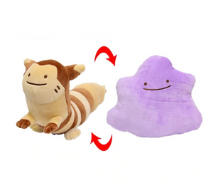 Pokemon Transformable Ditto Plushie (22 styles)