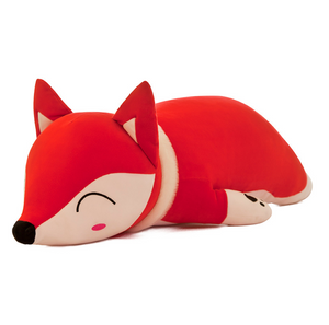 Snugly Colorful Fox