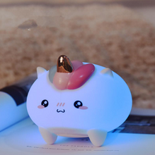 Load image into Gallery viewer, Happy Unicorns LED Night Light