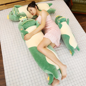 Snuggly Animal Super Body Pillow