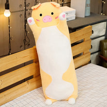 Load image into Gallery viewer, Snuggly Animal Super Body Pillow