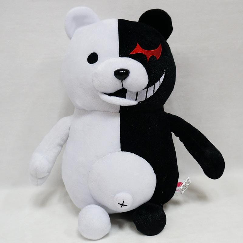 Danganronpa Monokuma Bear Plushie for sale at Global Plushie