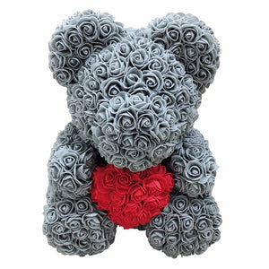 Essential Love from Floral Rose Bear