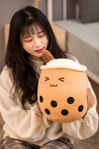 Cuddly Bubble Milk Tea