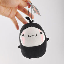 Load image into Gallery viewer, Spirited Away No-Face Man Bag Charm