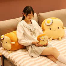 Load image into Gallery viewer, Soft Bread Plush and Bread Body Pillow