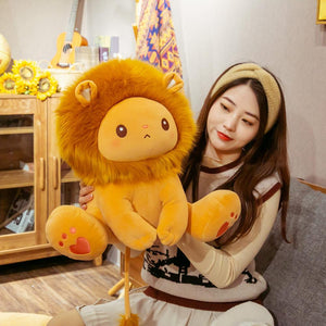 Leo the Adorable Baby Lion Plush