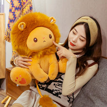 Load image into Gallery viewer, Leo the Adorable Baby Lion Plush
