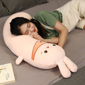 Large Squishable Body Pillow - Rabbit, Unicorn, Cow, Bear