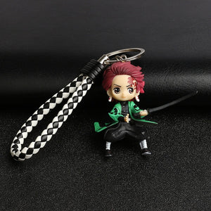 Demon Slayer Character KeyChain