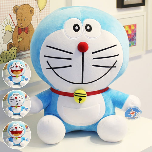 Doraemon Plush Toy for sale at Global Plushie