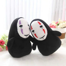 Load image into Gallery viewer, Spirited Away No-Face Plushie for sale at Global Plushie
