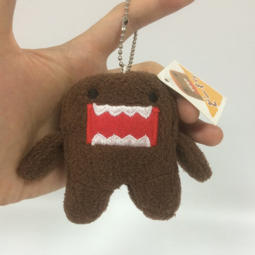 DomoKun Mini Plush Keychain for sale at Global Plushie
