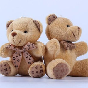Stuffed Teddy Bear Plush Toy Keychain for sale at Global Plushie