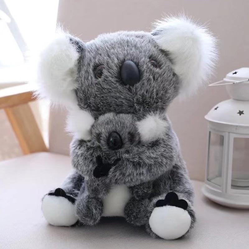 Innocent Loving Koala