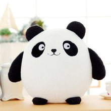 Load image into Gallery viewer, Rounded Panda Plushie for sale at Global Plushie
