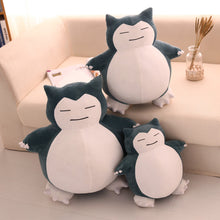 Load image into Gallery viewer, Big Snorlax Pokemon Plush Pillow