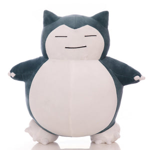 Big Snorlax Pokemon Plush Pillow