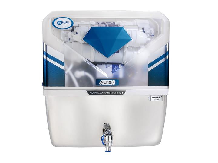 RO Alkaline Water Purifier With Stainless Steel Tank