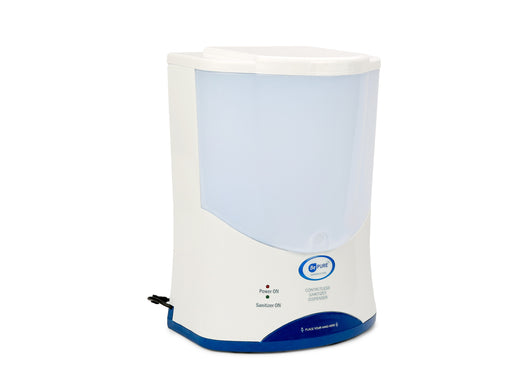 Bepure Commercial Touchless Hand Sanitizer Dispenser | Wall mountable | Infrared Sensors Technology | 7 Litres Storage