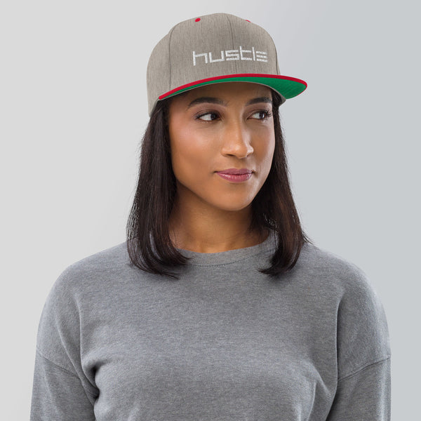 Space Age Hustle - Snapback Hat