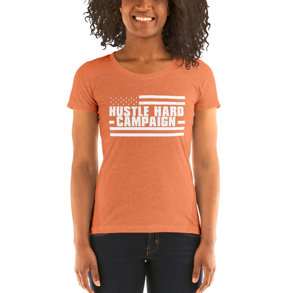 Campaign Logo - Ladies' short sleeve t-shirt