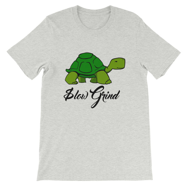 Slow Grind - Short-Sleeve Unisex T-Shirt