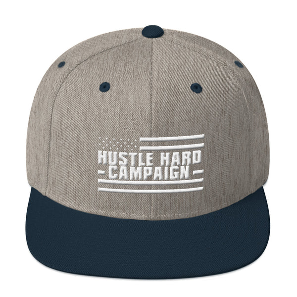 Campaign Logo - Snapback Hat