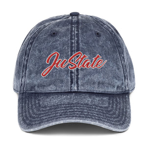 Ju State - Vintage Cotton Twill Cap