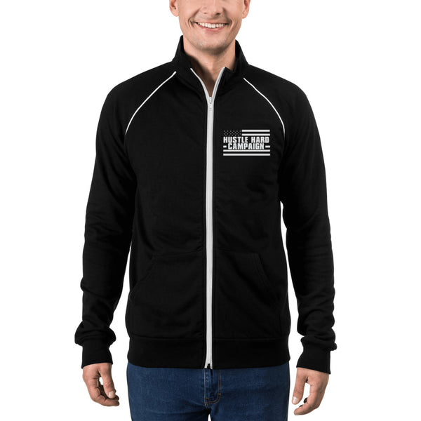 Campaign - Piped Fleece Jacket