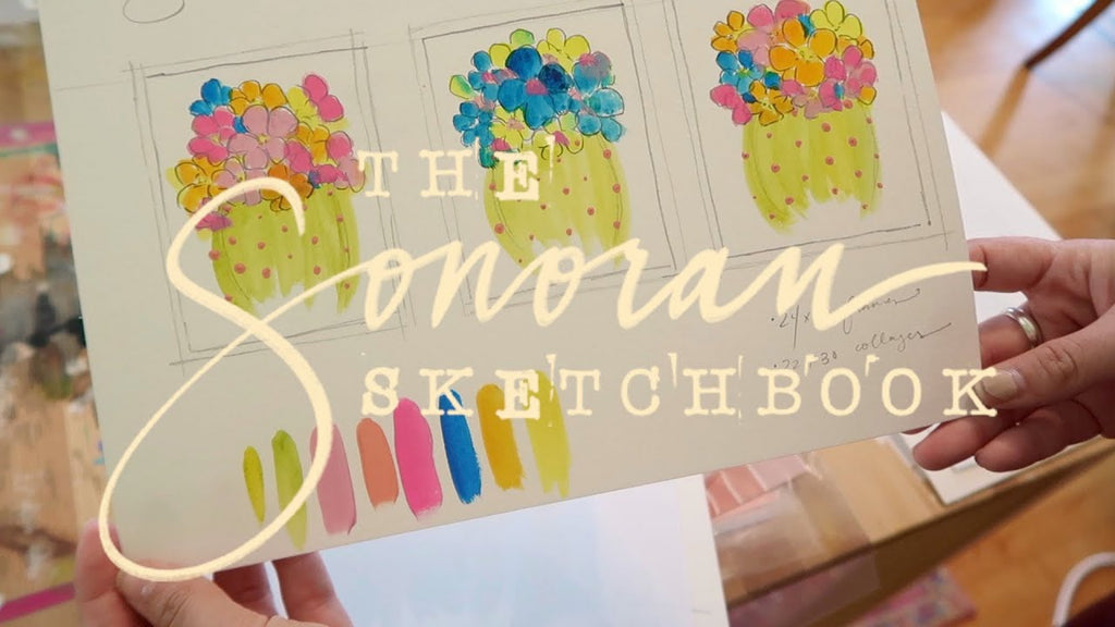 """The Sonoran Sketchbook"" Collection"