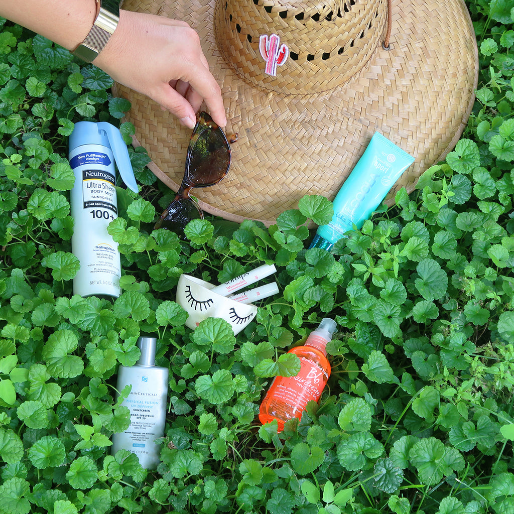 7 must-haves for summer sun protection
