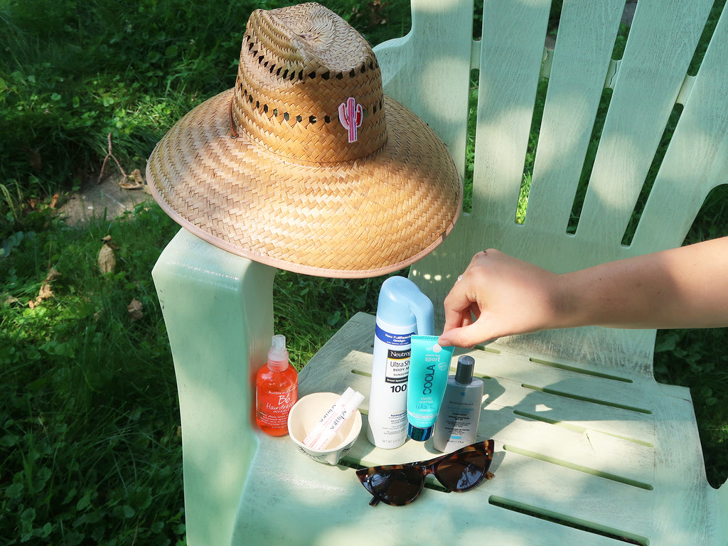 7 must-haves for sun protection summer skincare