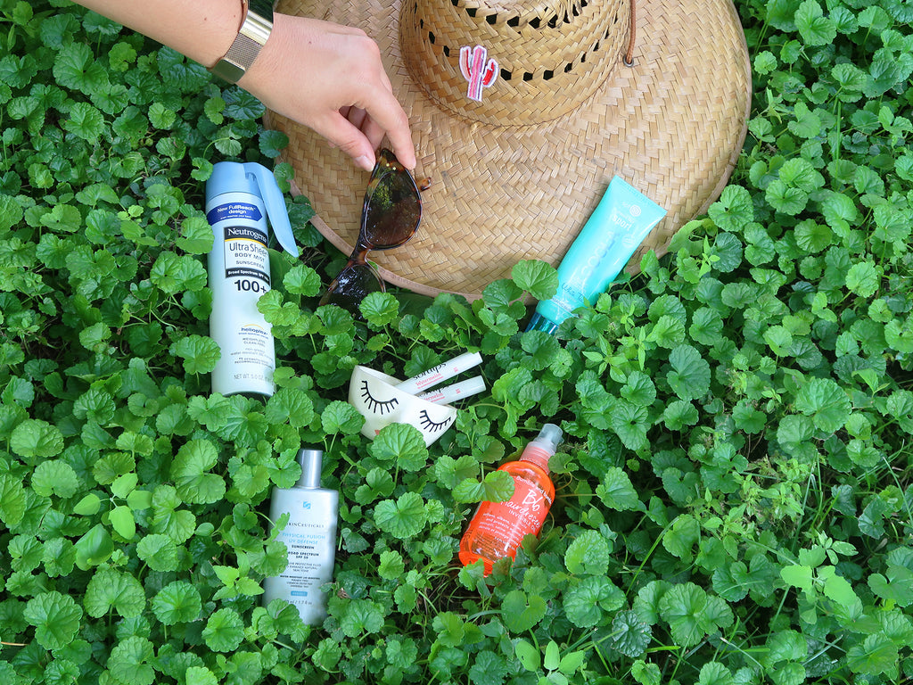 must have products for sun protection