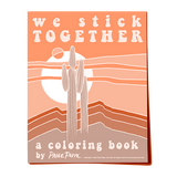 desert arizona coloring book