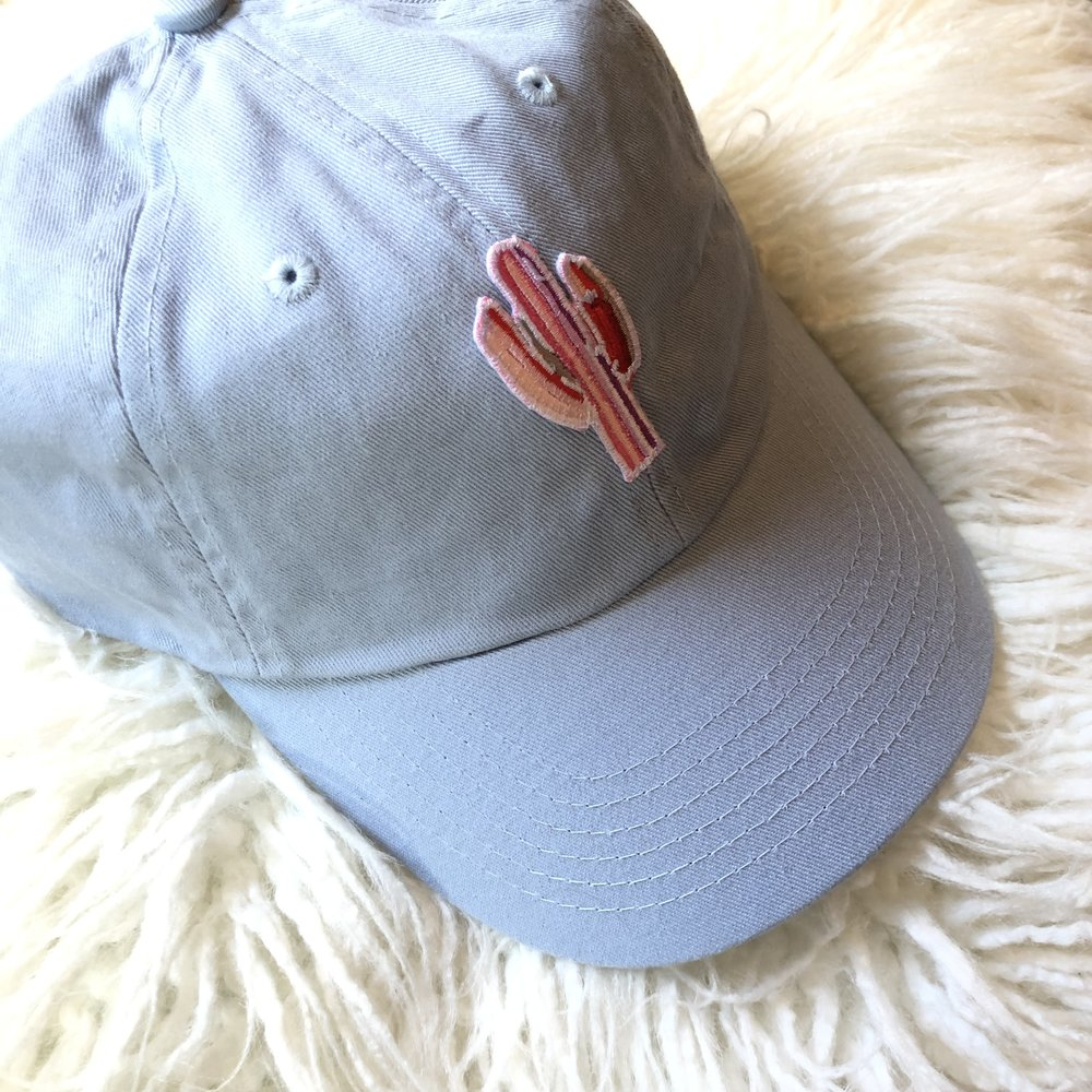 """Sweet Saguaro"" Dad Hat"