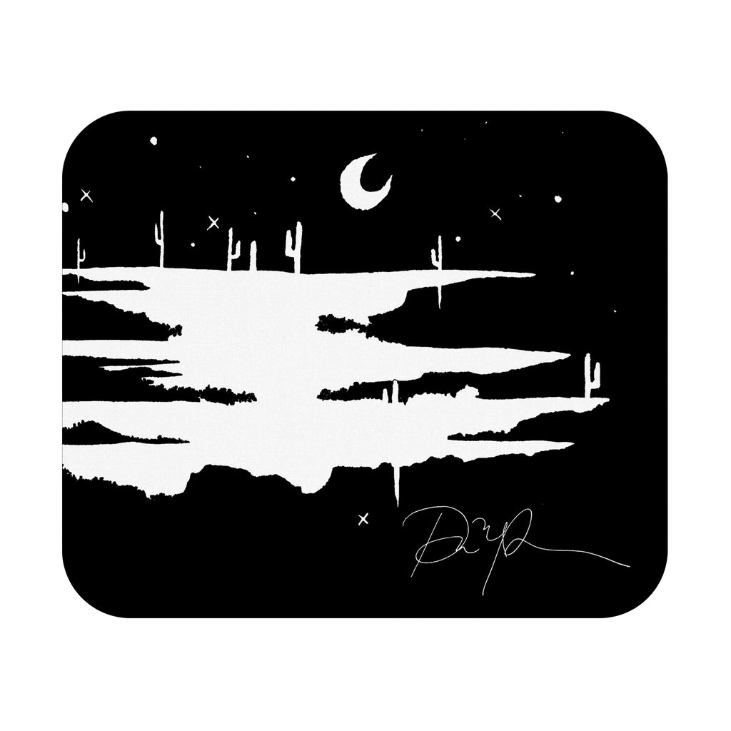 """Desert Dusk"" Rectangular Mousepad"
