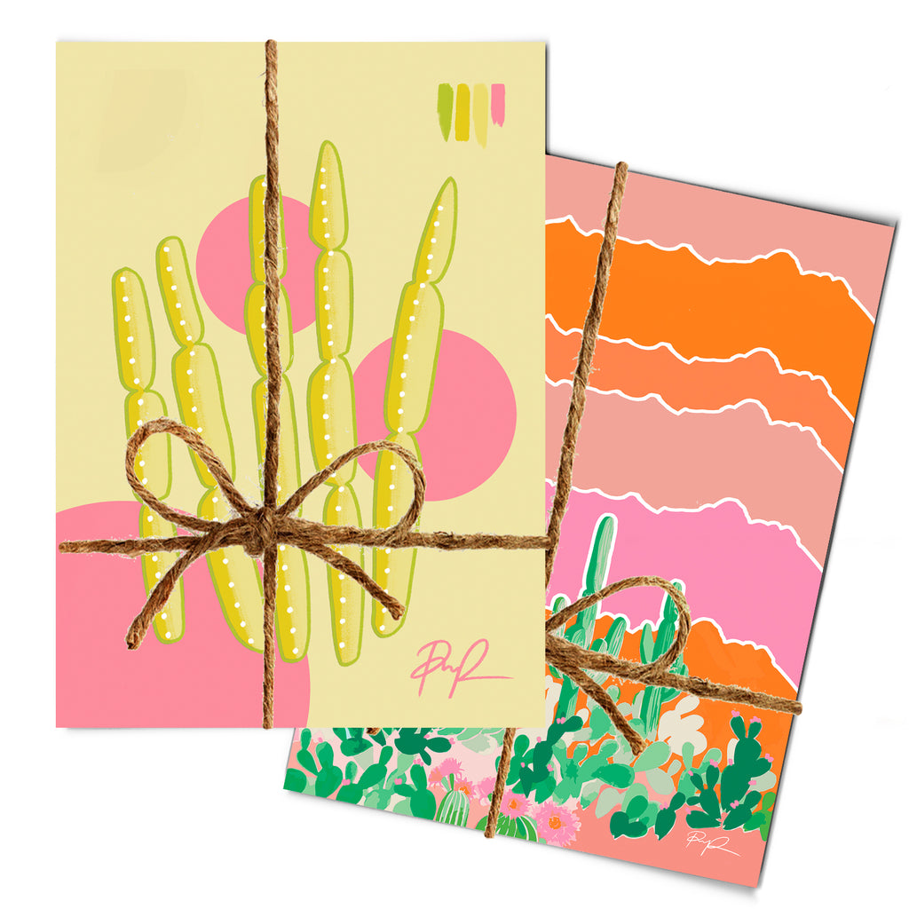 Set of 5 Postcards - Mix & Match!