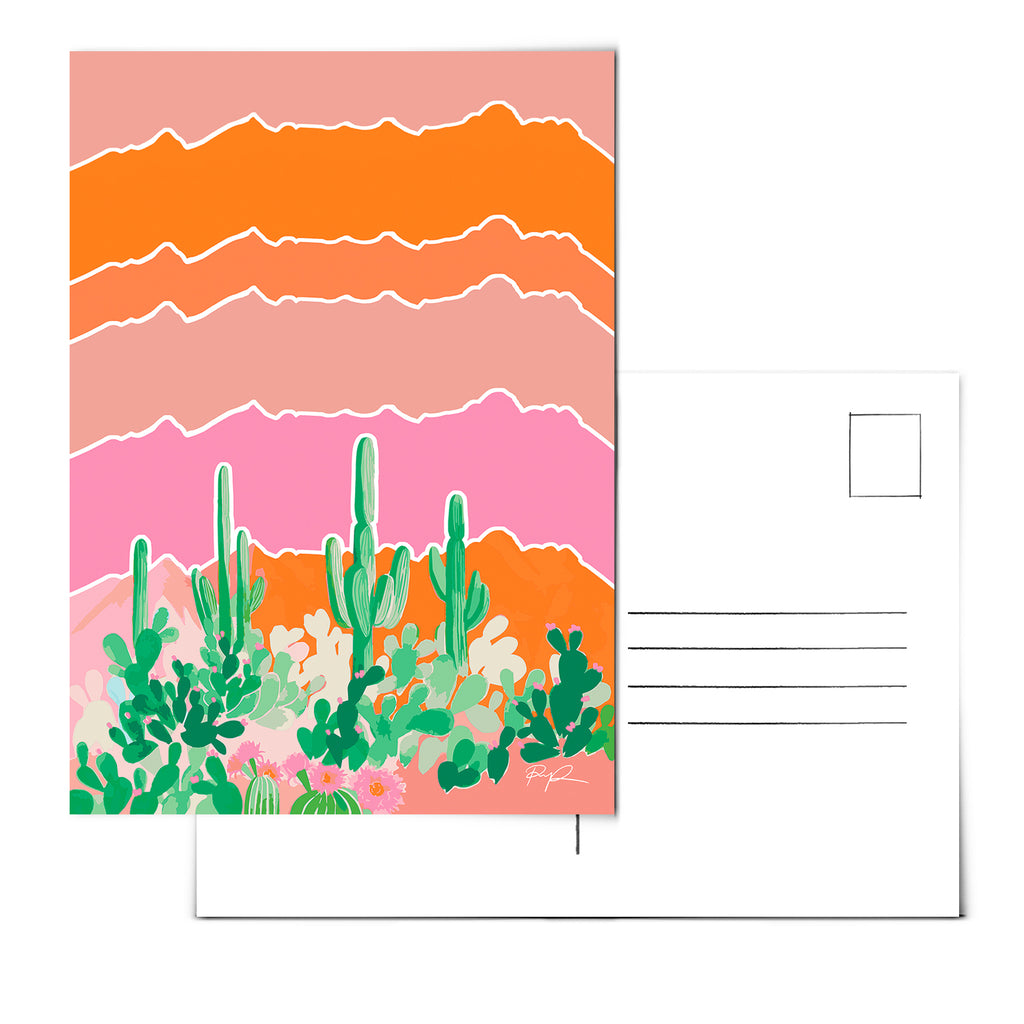 Set of 10 Postcards - Mix & Match!