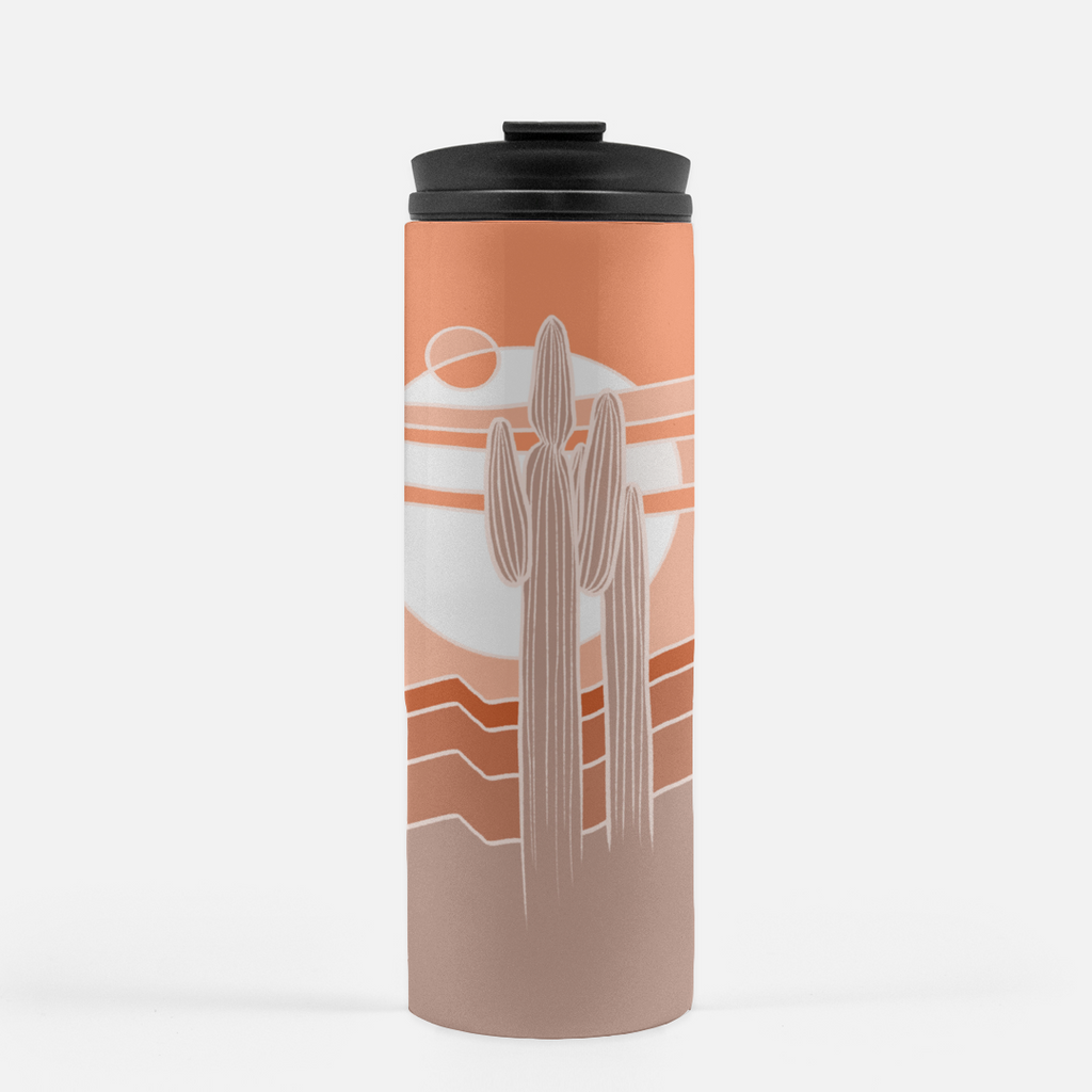 """Saguaros Eclipse"" Thermal Tumbler"