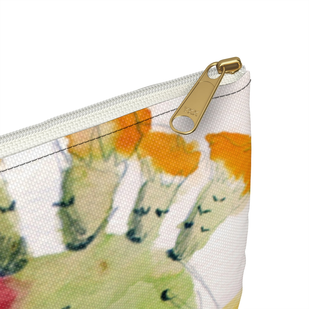 """Discovering the Desert"" Patterned Pouches"