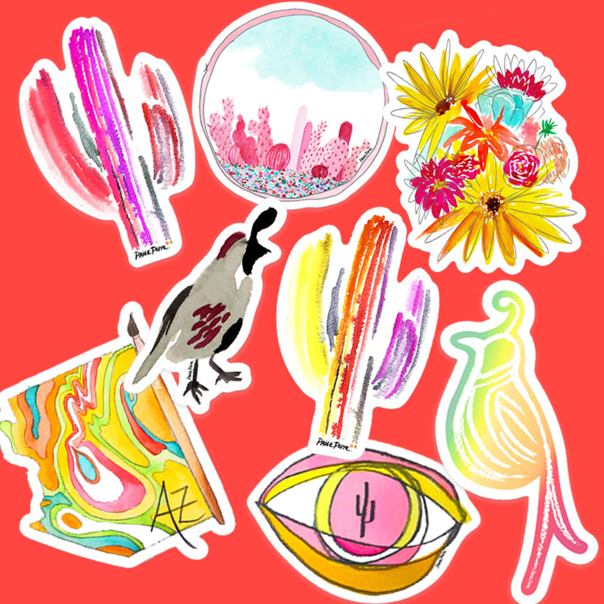 Sticker Pack! Choose Any 10