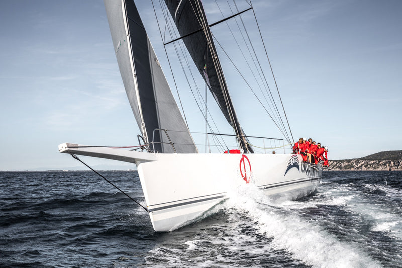 high performing racing sails for racing yacht