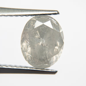 2.43ct 8.84x7.11x5.39mm Oval Brilliant Cut 18001-03