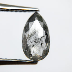 1.41ct 9.89x5.64x2.91mm Pear Rosecut 18004-05