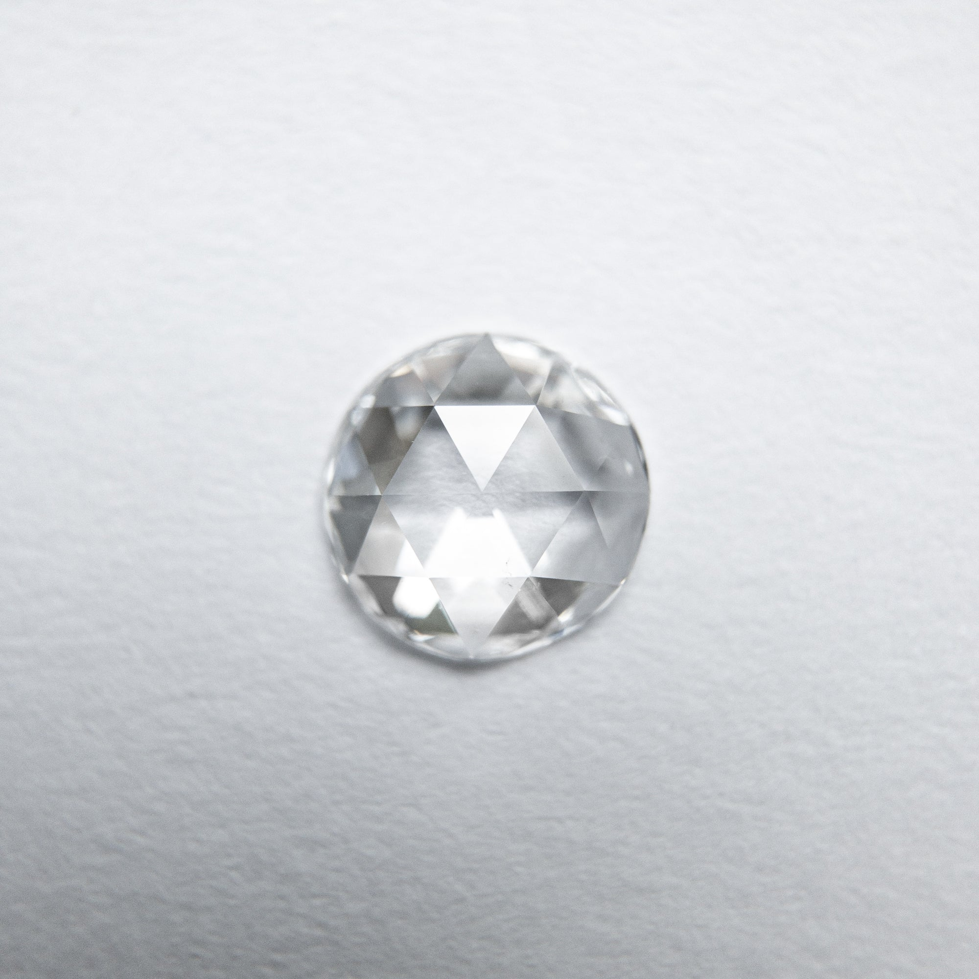 0.40ct 5.46-5.40x1.63mm Round Rosecut 18011-02