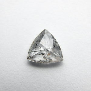 0.64ct 6.12x6.14x2.41mm Trillion Rosecut 18015-19